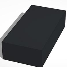 Sledgehammer Block 6″ x 12″ x 24″