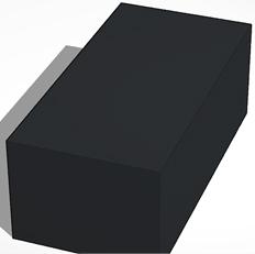 Sledgehammer Block 9″ x 12″ x 24″